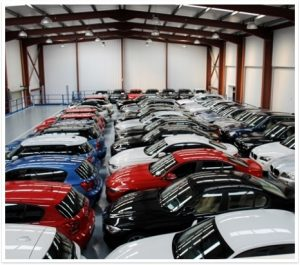 vehicle collection and delivery